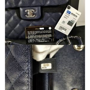 533fb19b2b43 CHANEL Bags - 18P CHANEL Urban Companion Quilted Caviar Flap Bag